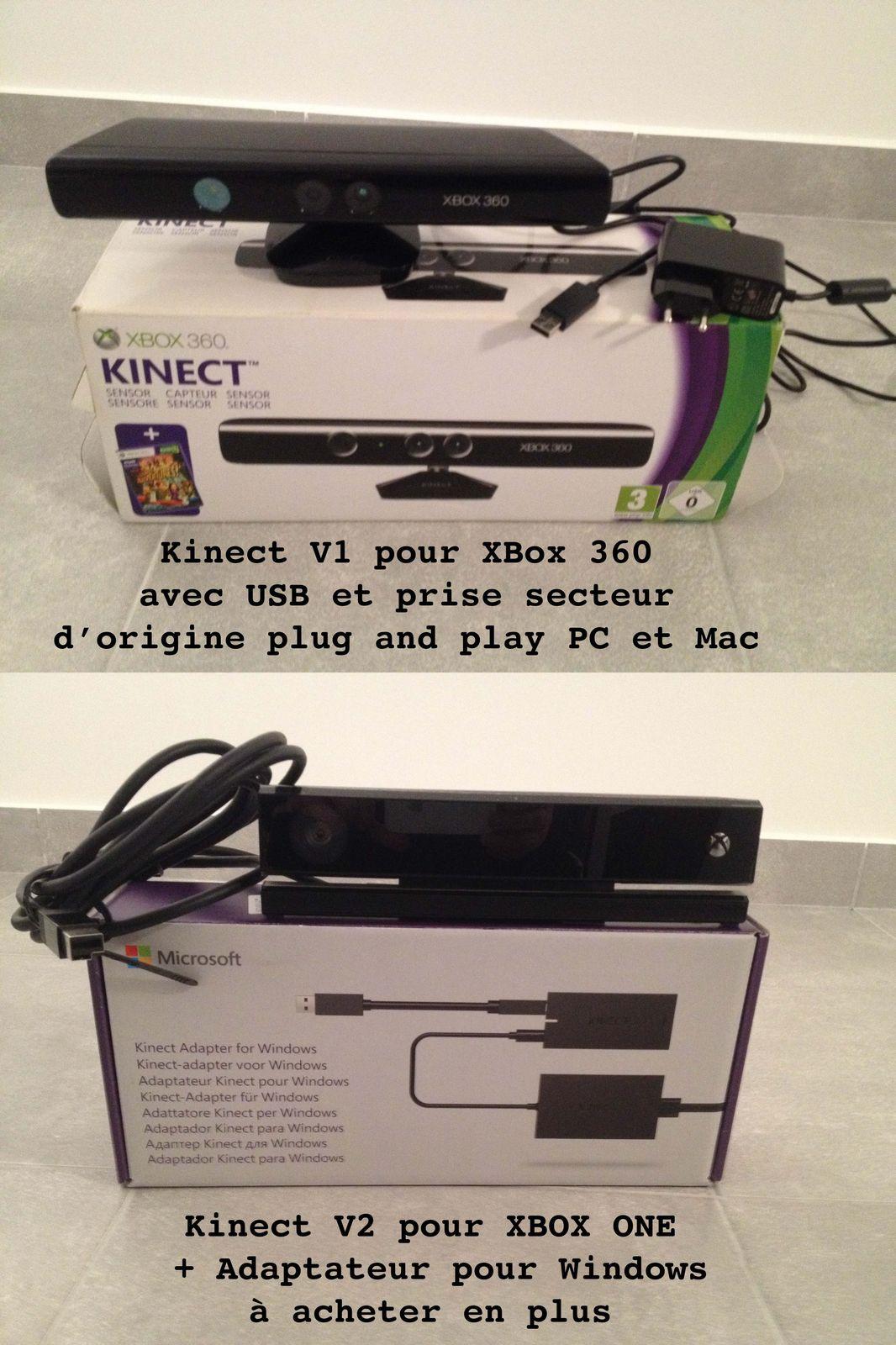 Kinect et imprimante 3D - Page 2 - Kinect - Forum pour les