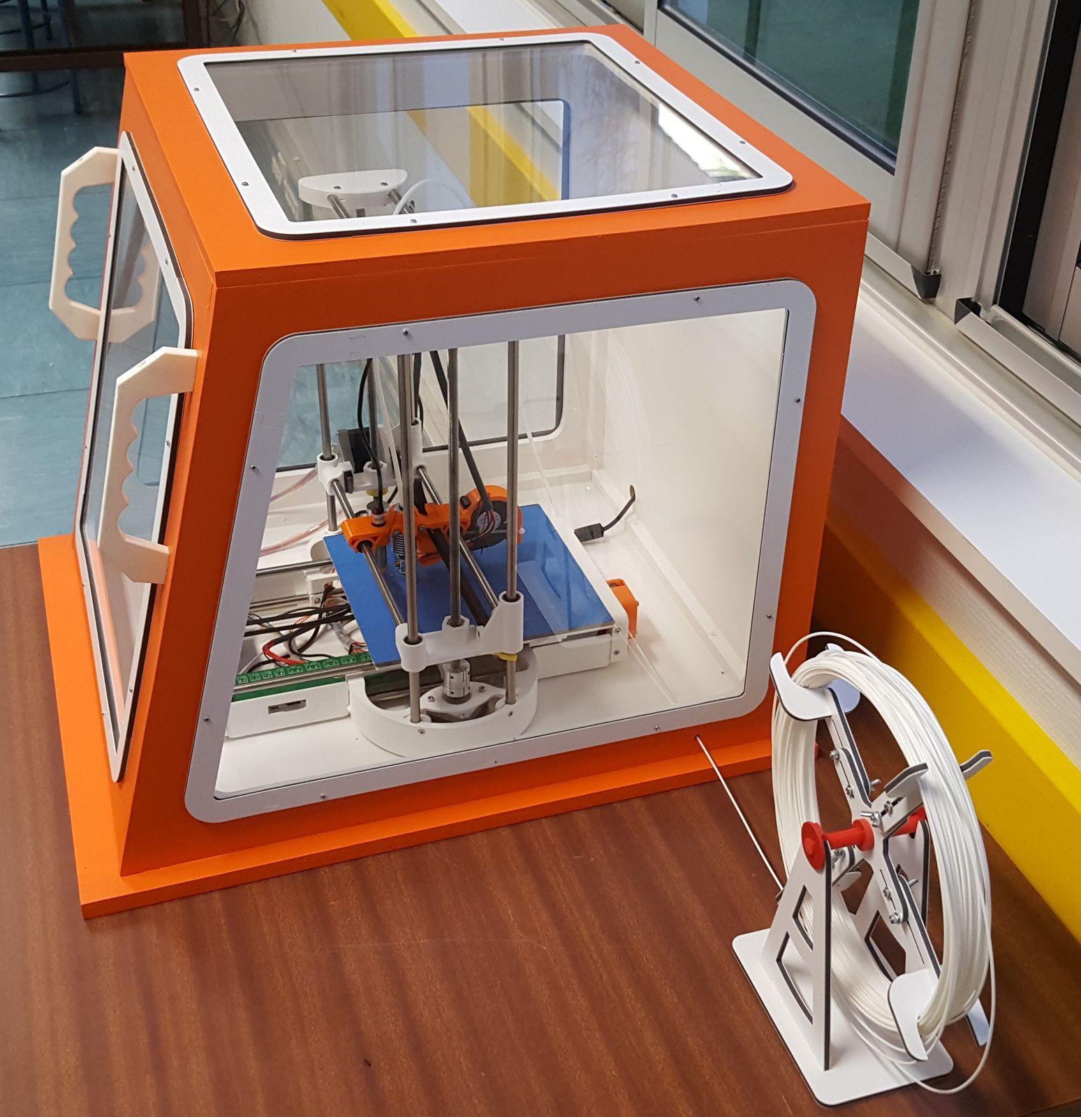 dagobox boitier de protection dagoma forum pour les imprimantes 3d et l 39 impression 3d. Black Bedroom Furniture Sets. Home Design Ideas