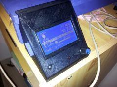 support pour LCD 12864 dédié itopie