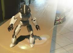Paf le robot
