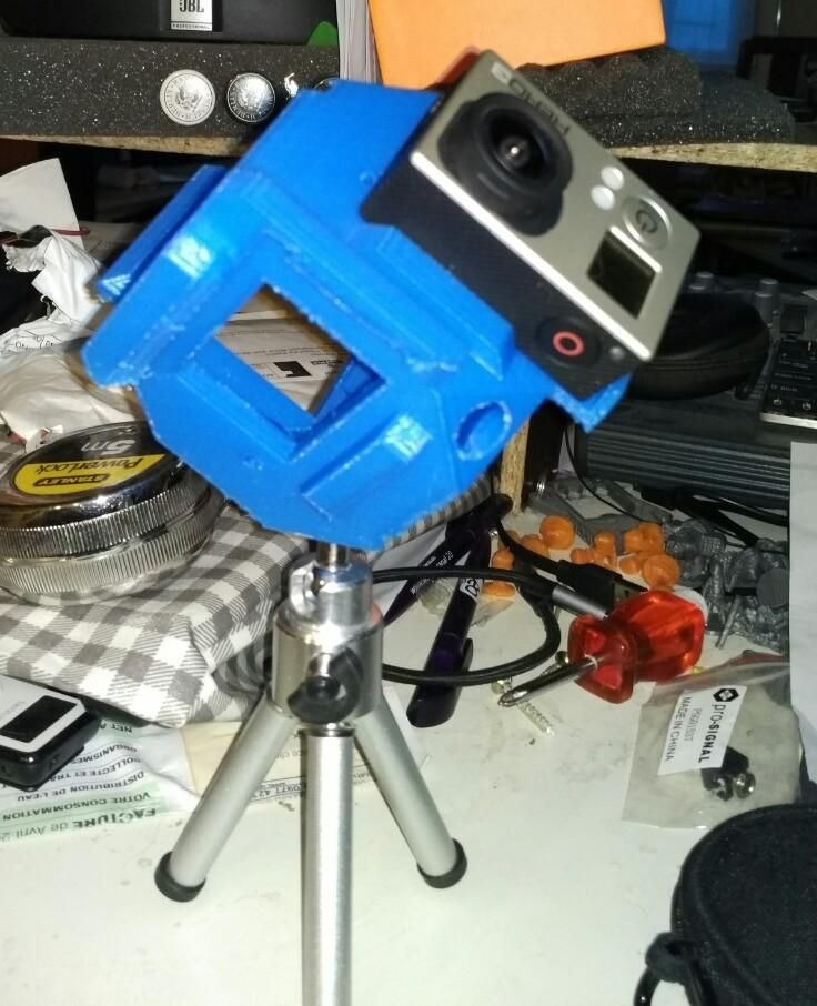 Support 6 Gopro