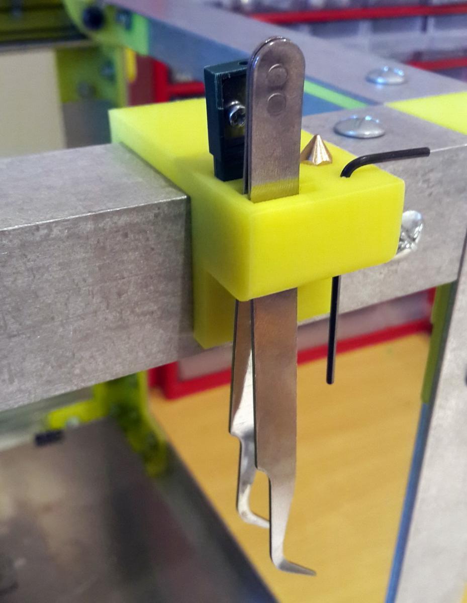 Porte accessoires pour SmartCub3D