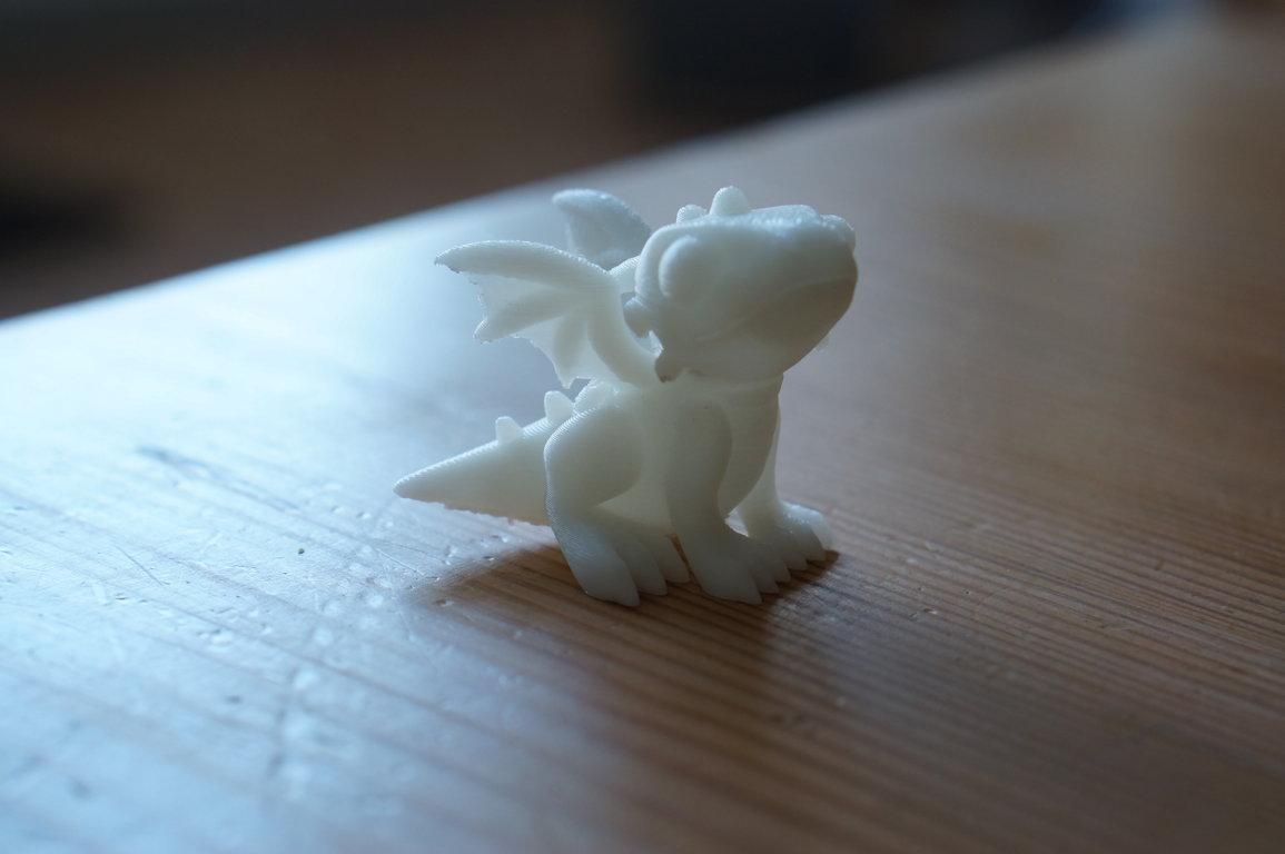 Dragon Thingiverse 2