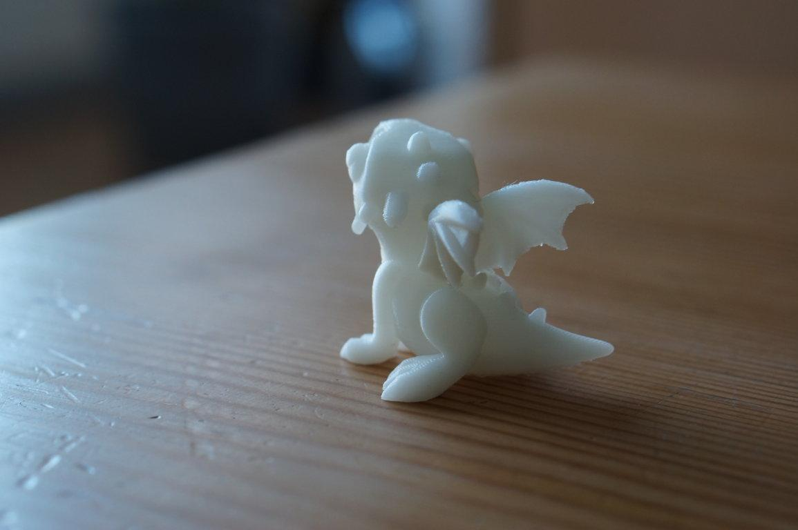 Dragon Thingiverse 3