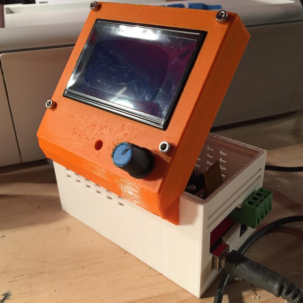 Box Ramps 1.4 écran