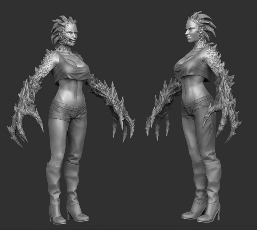 zombie_girl_sculpt_by_jamis27-d5frqk7.jpg