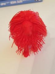 """Impression """"Hairy Lion"""" (n°2)"""