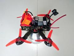Support de Runcam 3 HD pour drone ImpulseRC Alien 5'