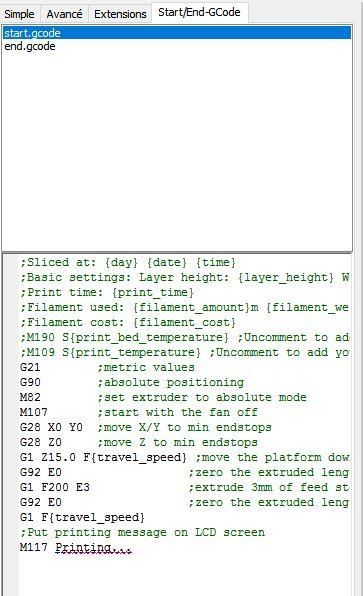 reglages_anycubic_i3Mega_GCODE.JPG