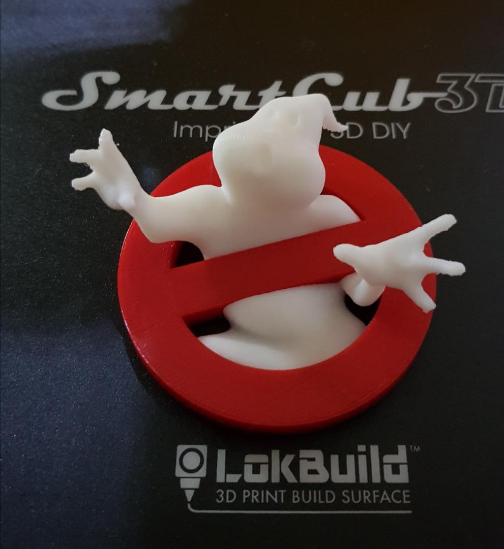 Petit Logo Ghostbusters