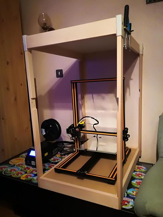 cr 10 de tavarez39 creality forum pour les imprimantes 3d et l 39 impression 3d. Black Bedroom Furniture Sets. Home Design Ideas