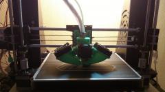 Evolution de mon imprimante