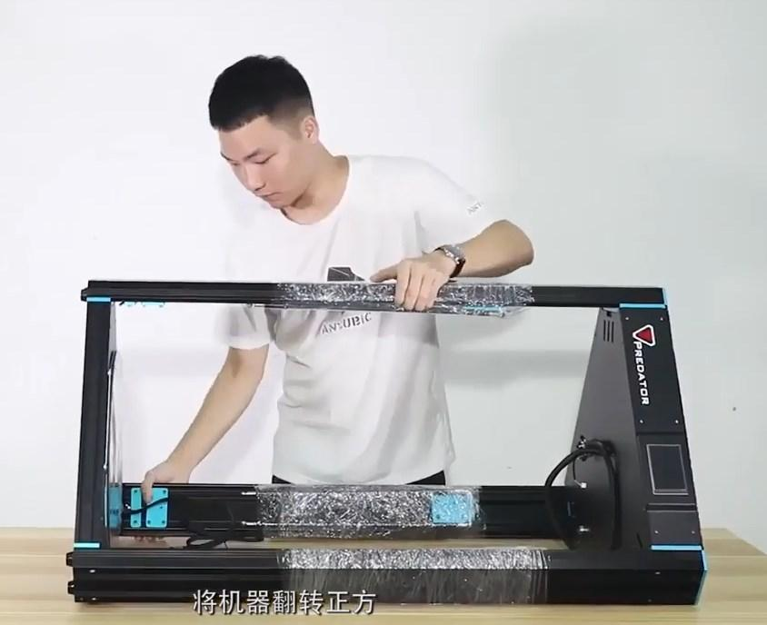 2019-03-08 13_17_25-(2) Anycubic Predator Large Delta 3D Printer - Unboxing, Set up Overview - YouTu.jpg