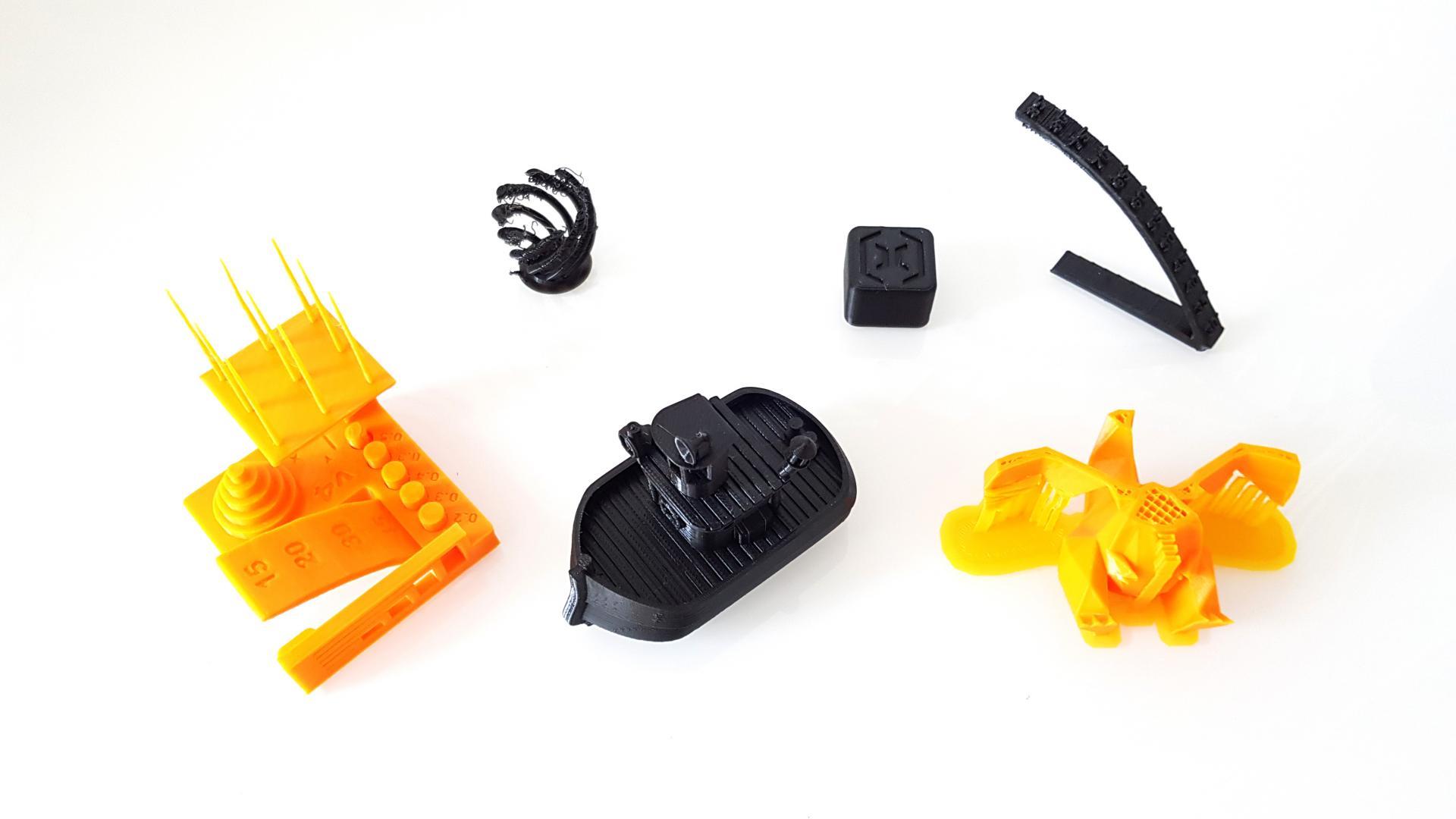 Premières impression 3D avec la Sidewinder X1