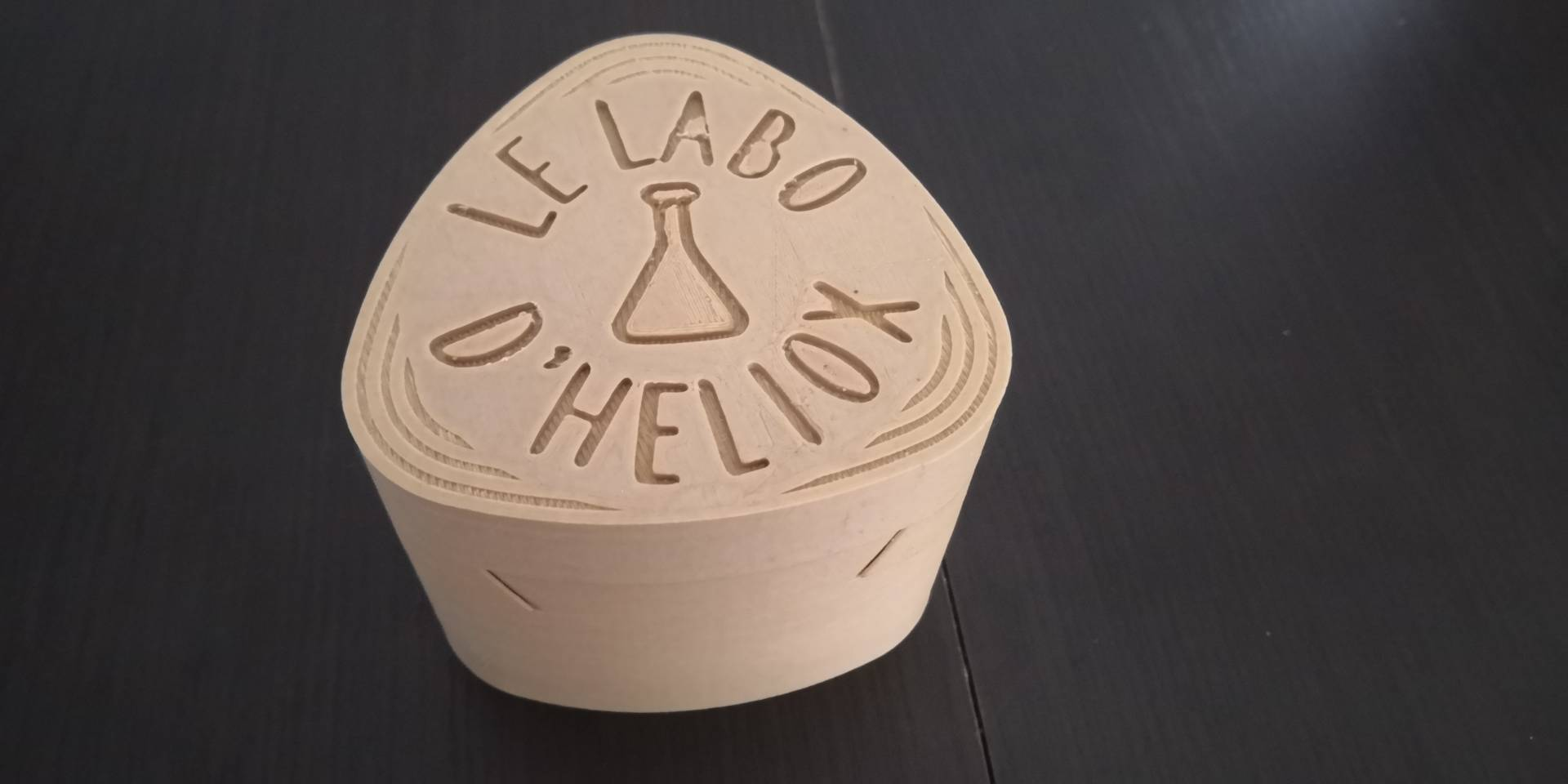 Boite impossible Labo d'Heliox