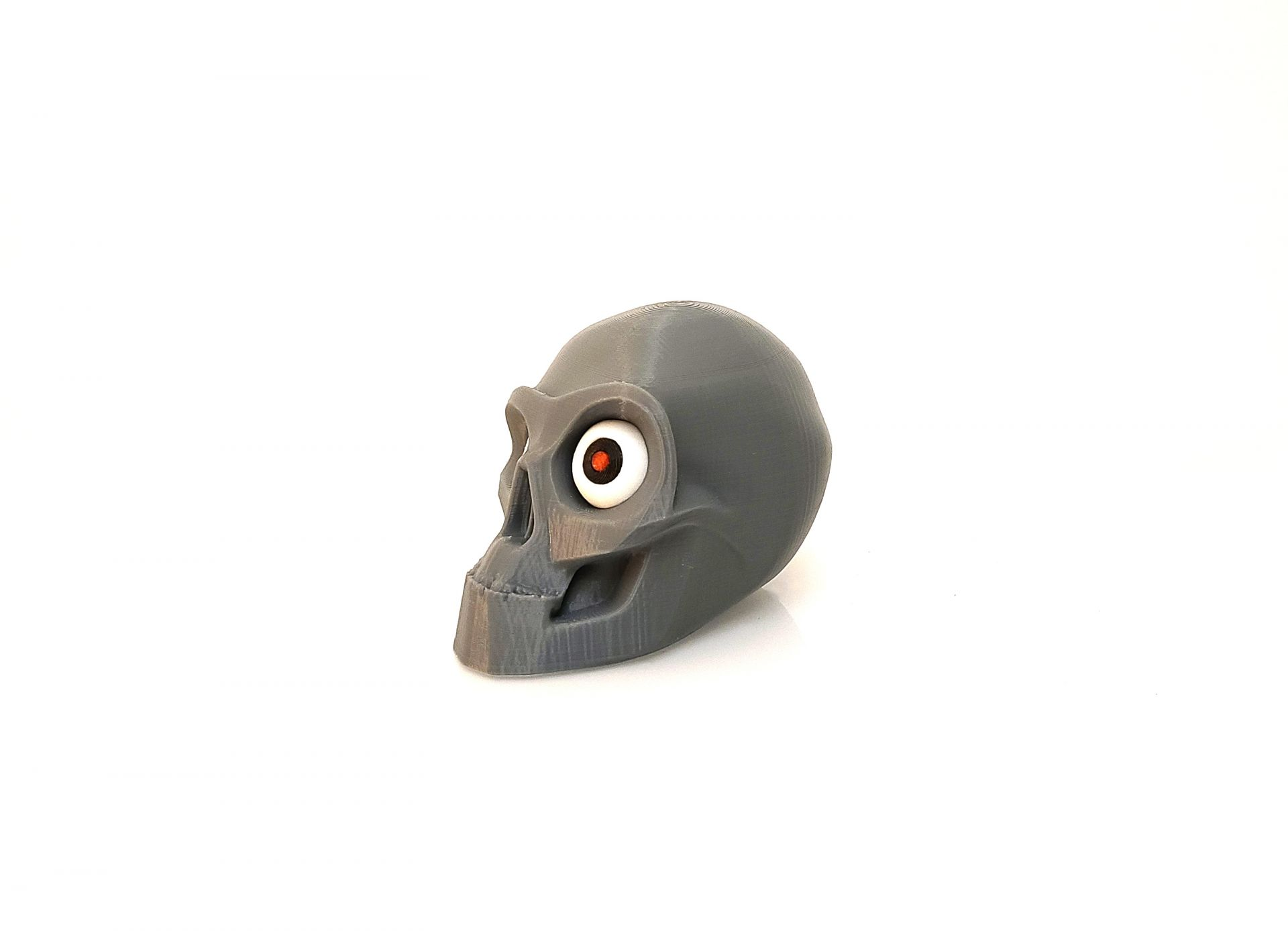 Halloween Skull Multi-Material 2020 5