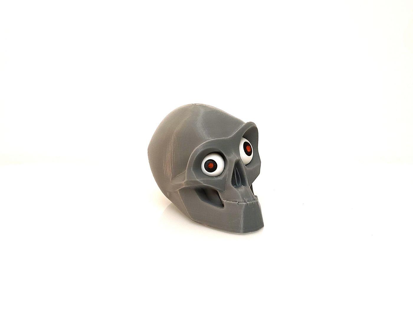 Halloween Skull Multi-Material 2020 4