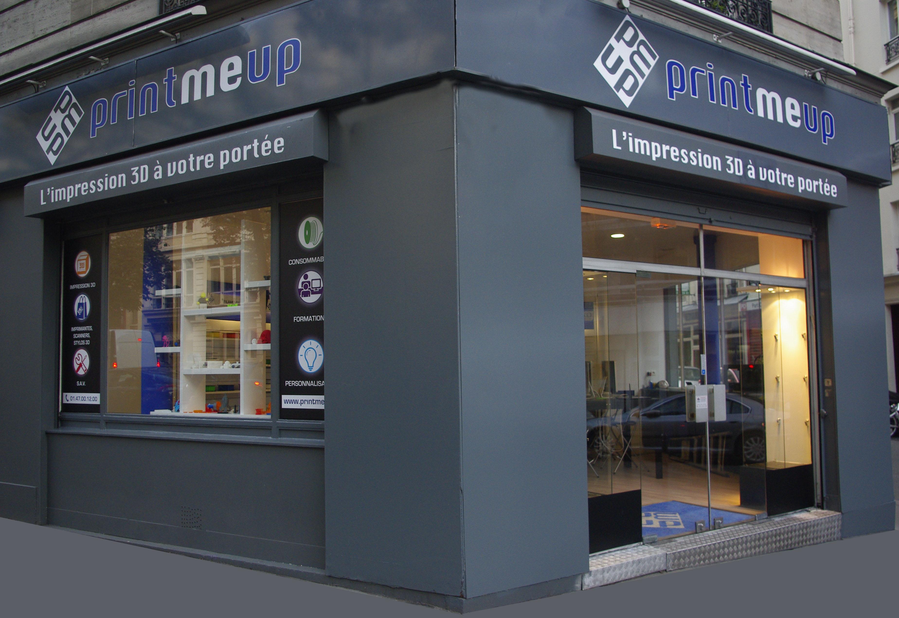 Print me up magasin d 39 impression 3d paris les imprimantes 3d fr - Magasin qui reprend les meubles ...