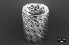 nanoscribe stent