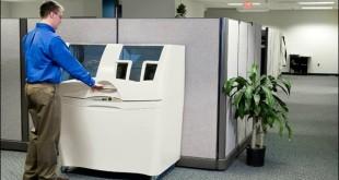 ZPrinter 350 premiere imprimante 3D