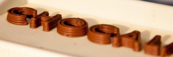 imprimante chocolat 3D