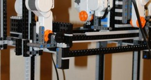 Lego Mindstorms imprimante 3D