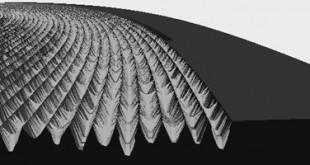 Vinyl imprimé en 3D