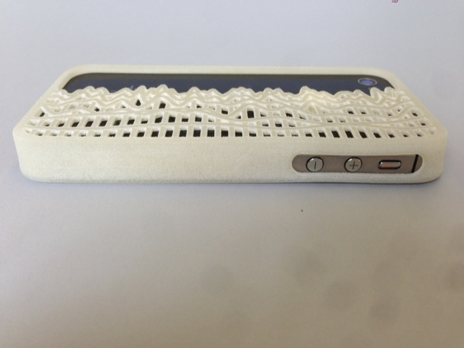 Protection pour iPhone imprimée en 3D