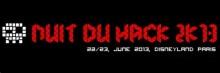 logo nuit du hack 2013