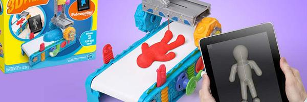 Play Doh 3D Printer