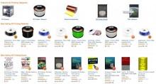 Rayon impression 3D chez Amazon