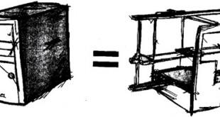 Imprimante 3D Wafate