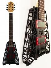 Guitare ODD Spider imprimée en 3D