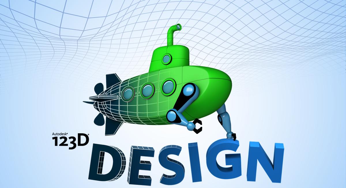 mise jour d 39 autodesk 123d design en ligne pour l. Black Bedroom Furniture Sets. Home Design Ideas