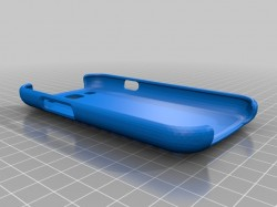 Coque de Galaxy S3 imprimée en 3D