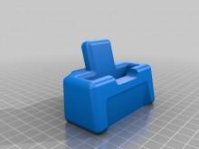 Dock iPhone 5 imprimé en 3D