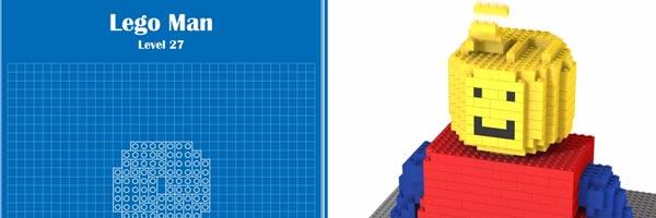 Lego imprimante 3D