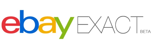 logo ebay exact beta