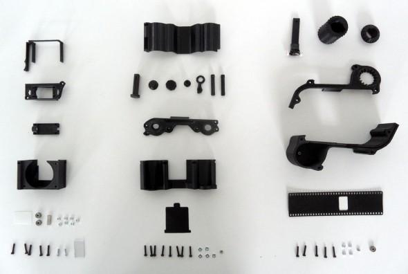Composants OpenReflex