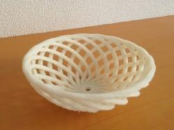 Petite corbeille imprimée en 3D
