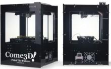 Come3D imprimante 3D vendue en France