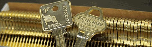 copie 3D clé Schlage Primus