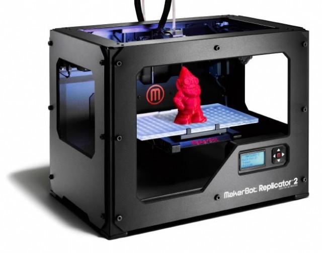Impression 3D d'un lutin scanné avec le Digitizer