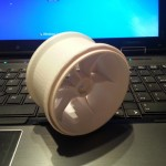 Jante imprimée en 3D