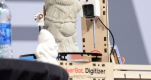 Démo MakerBot Digitizer