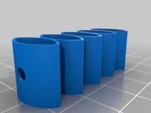 Ressort modélisé en 3D