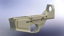 FOSSCAD WarFairy Arms Nephilim AR-10