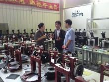 Atelier de montage des imprimantes 3D UP dans l'usine TierTime