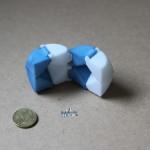 Cube magique imprimé en 3D