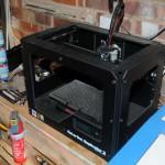 Imprimante 3D saisie par la police